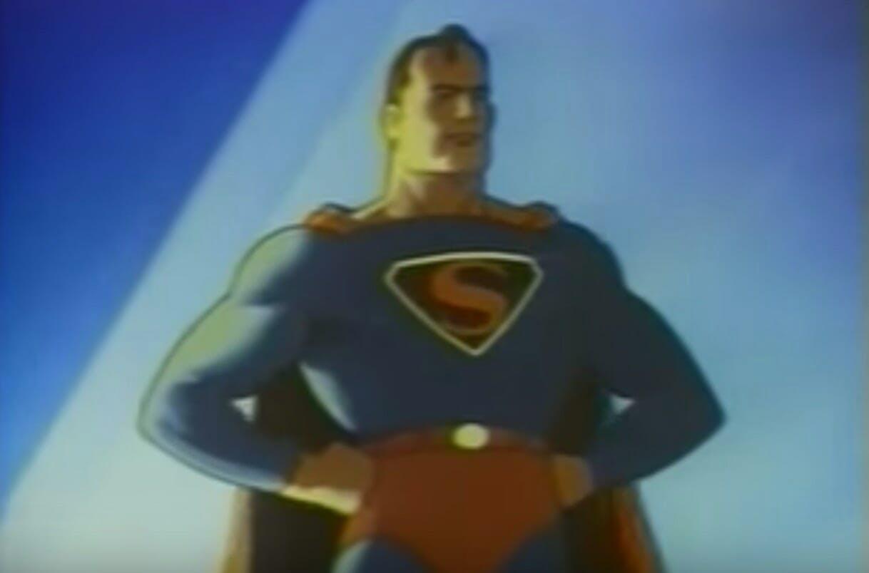full movies on youtube - superman (1941)