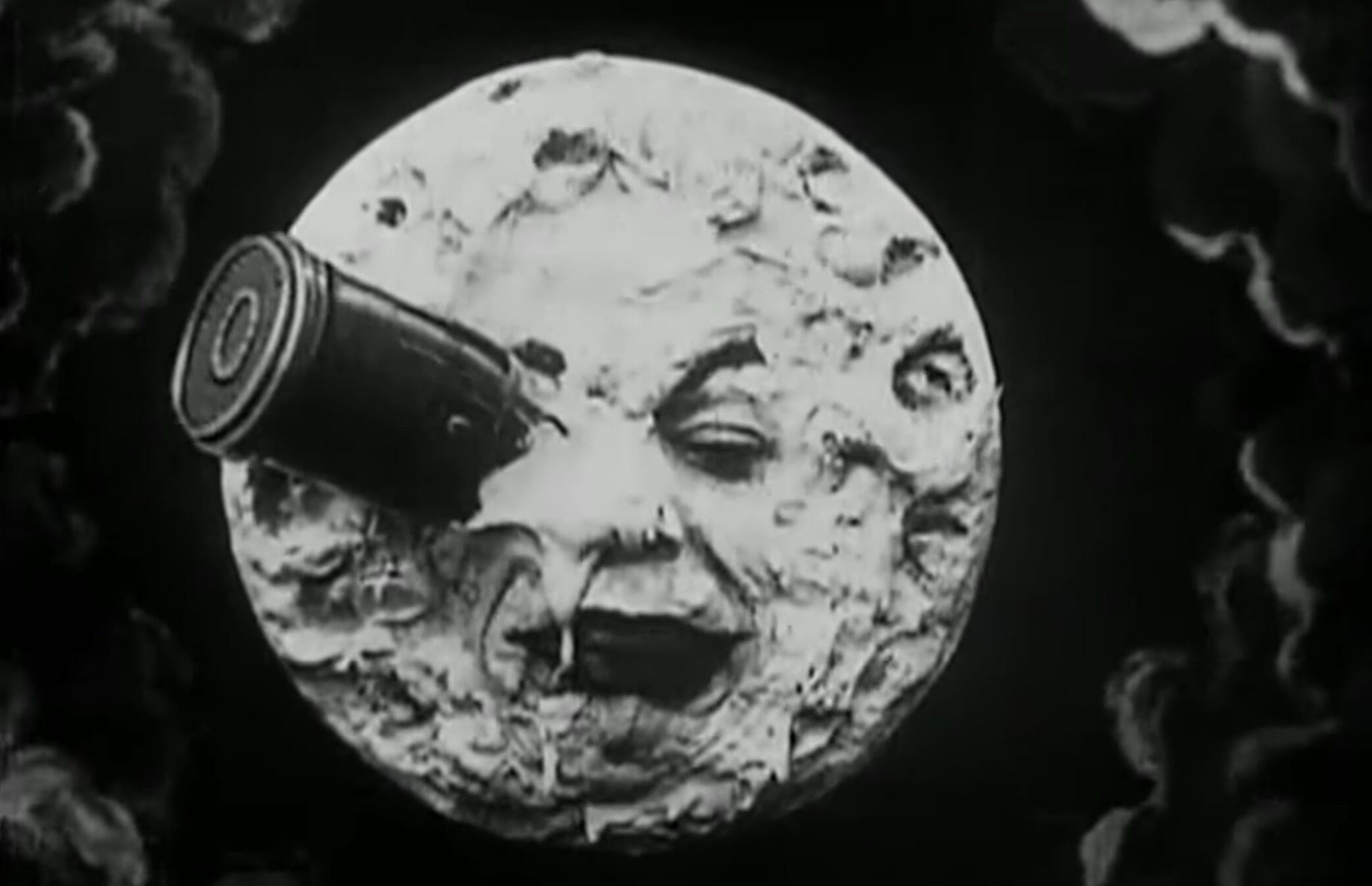 youtube old movies - A Trip to the Moon