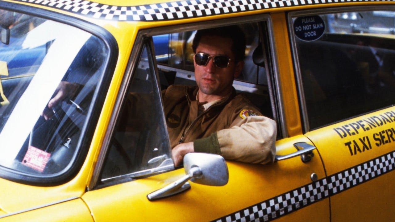 taxi driver movie netflix