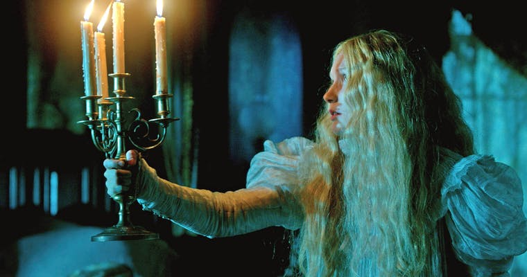 Best movies on HBO Go - Crimson Peak