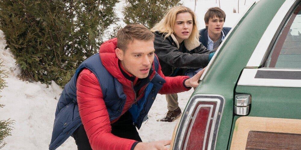 Netflix lgbtq movies - let it snow