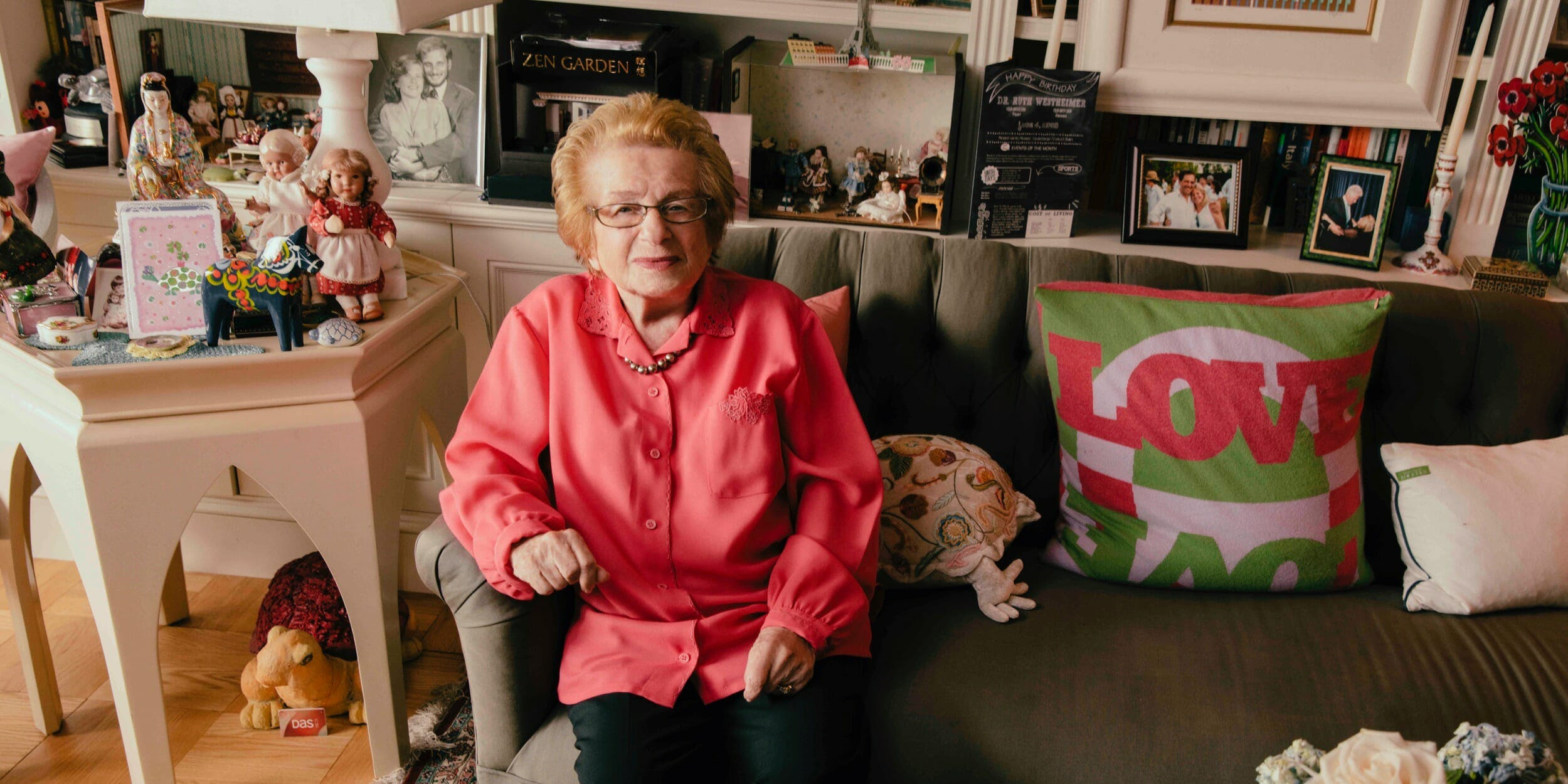 what's new on hulu june 2019 - ask dr. ruth