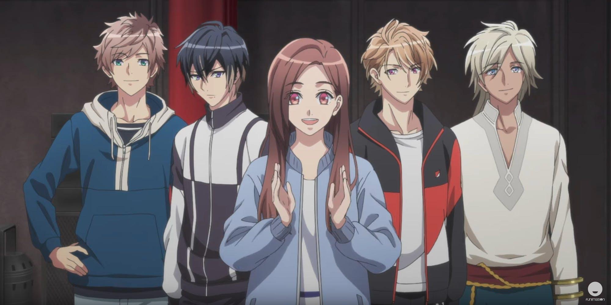 hulu best anime series - a3!