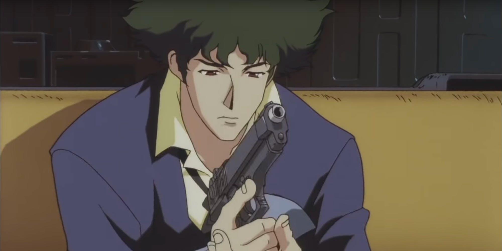 hulu best anime series - cowboy bebop