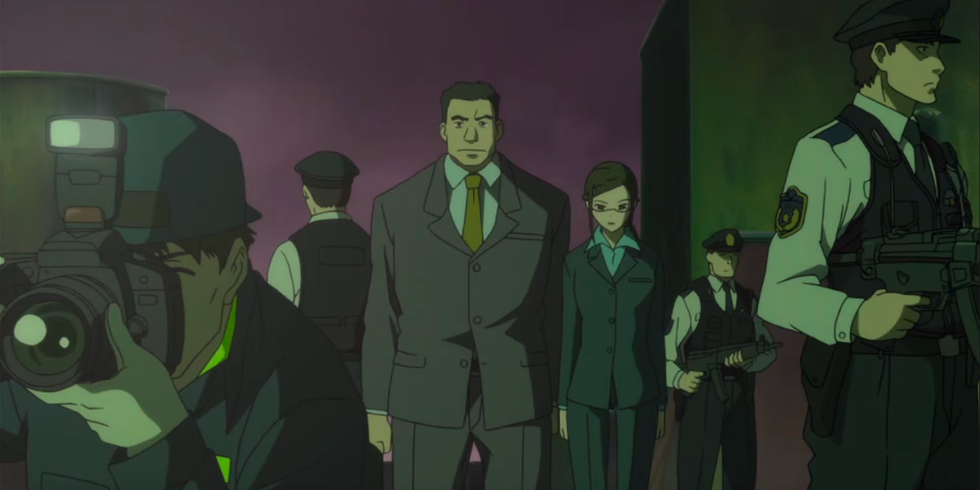 hulu best anime seires - darker than black