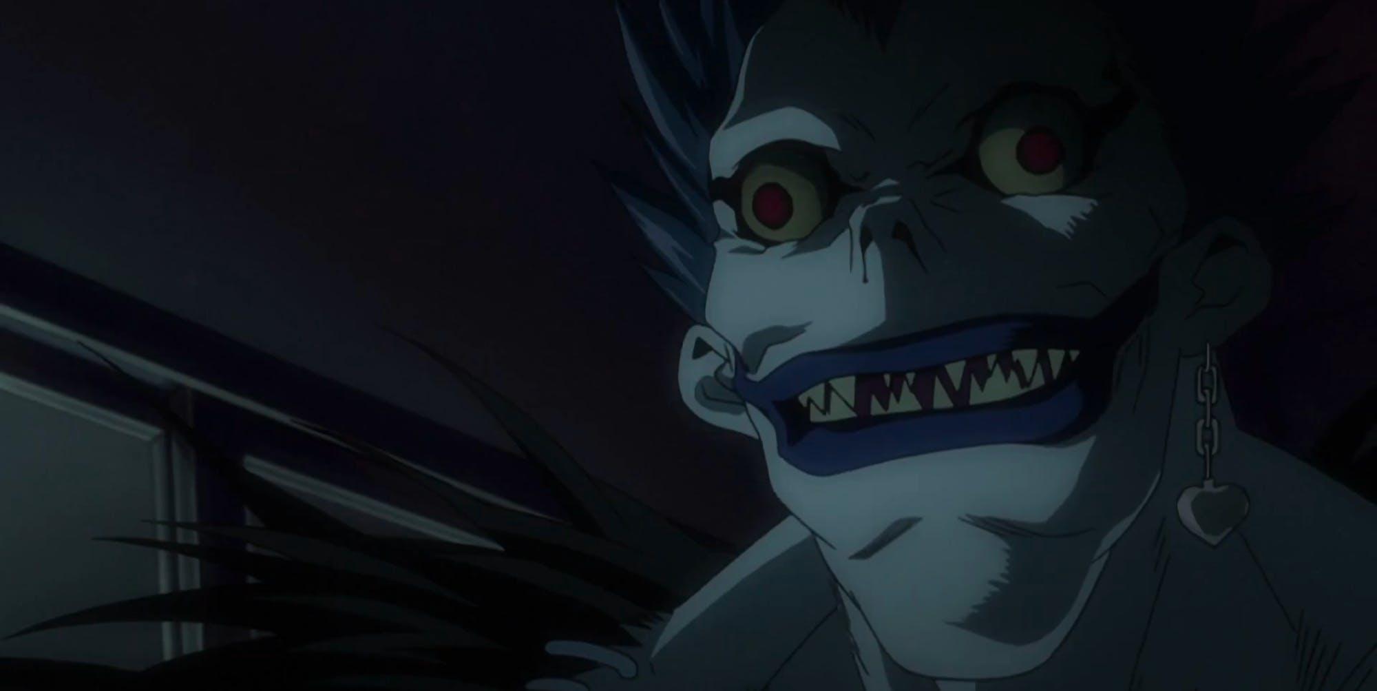 hulu best anime series - death note