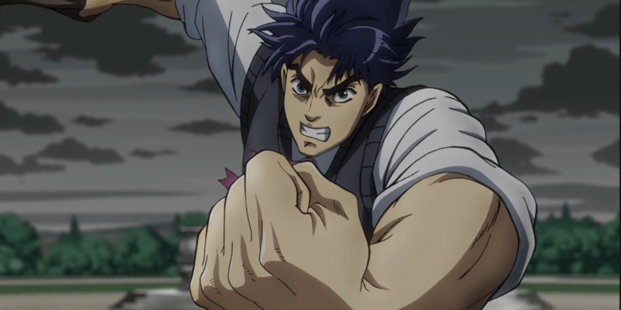 hulu best anime series - jojo's bizarre adventure