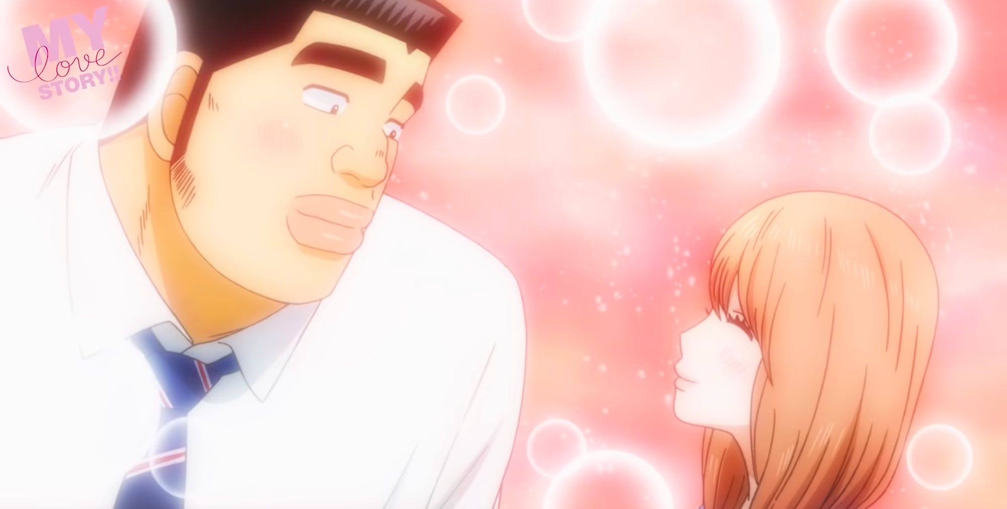 hulu best anime series - my love story