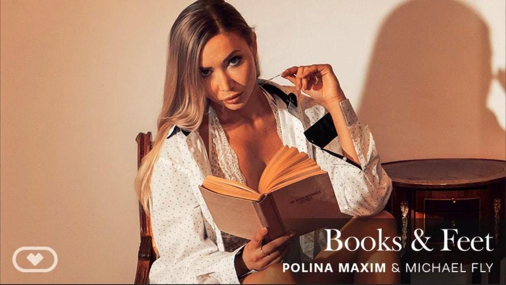 best vr porn sites - virtualrealporn Polina Maxim