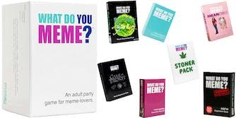 meme card game