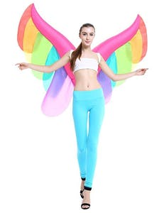 inflatable costume fairy