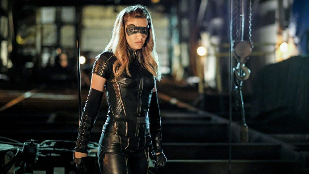 women superheroes - black canary