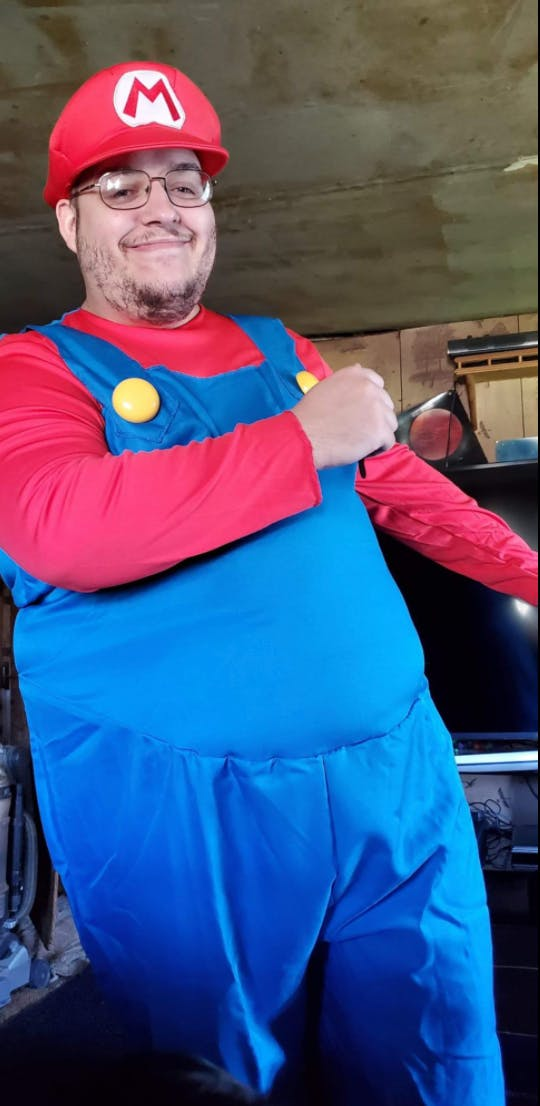 nerdy costumes