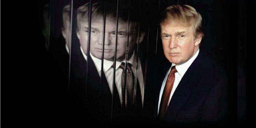Netflix original docuseries - Trump: An American Dream