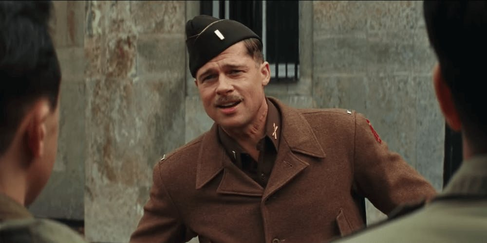 Best spy movies netflix - Inglourious Basterds