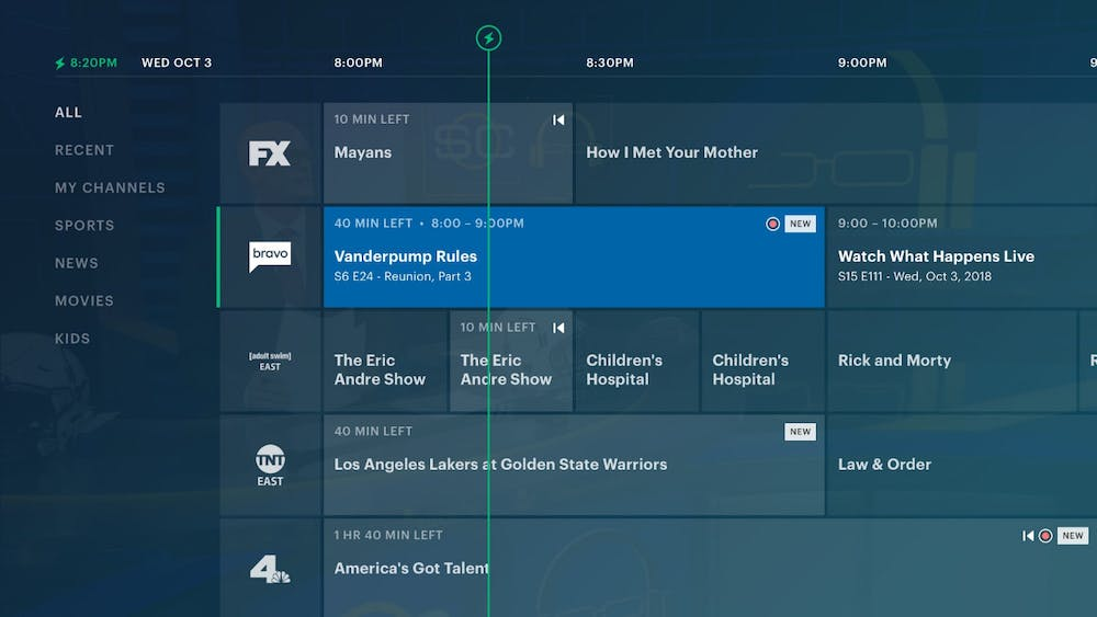 watch live tv apple tv - hulu