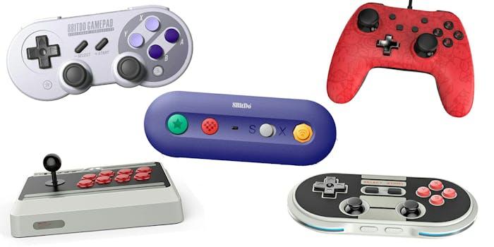 switch pro controller alternatives