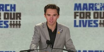 Laura Ingraham attacked David Hogg over Twitter by targeting his college rejections.