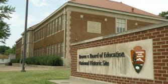 Brown v. Board of Education National Historic Site, Topeka Kan.