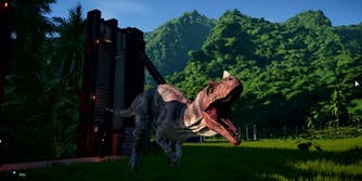 'Jurassic World Evolution' In-Game Footage Looks Incredible