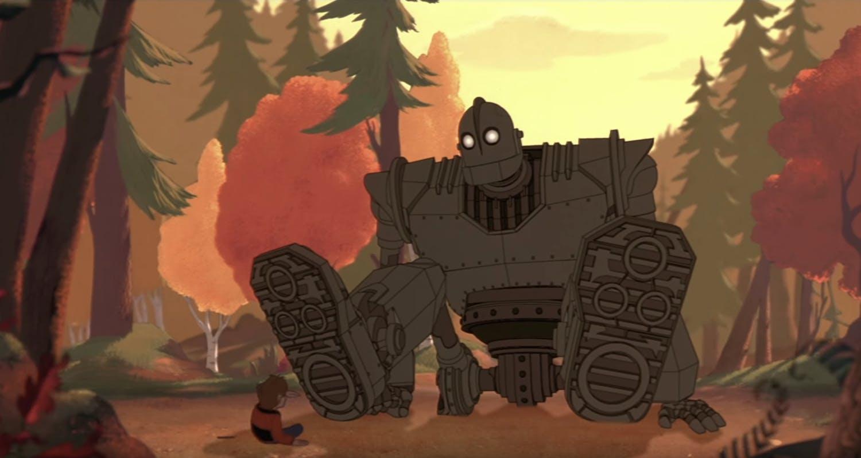 90s movies netflix : the iron giant