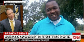 The Louisiana Attorney General has announced no charges against the cops who fatally shot Alton Sterling.
