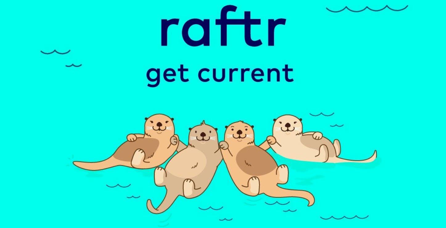 facebook alternatives - Raftr app logo social media