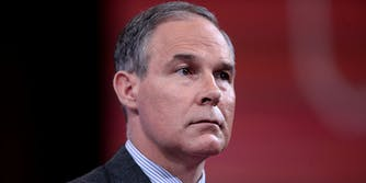 A leaked email from the EPA directed employees to deemphasize climate science.