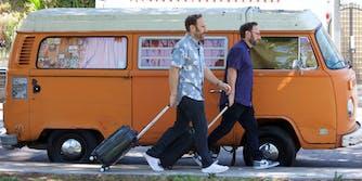 Sklar brothers on tour
