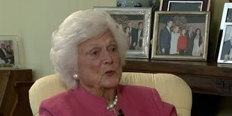 After the Women's March praised Barbara Bush, some feminists feel conflicted.