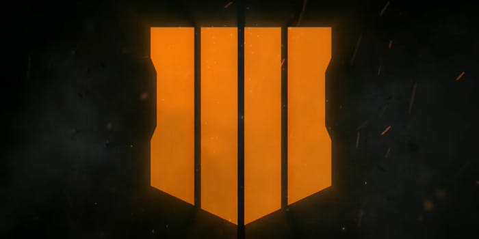 Black Ops 4 No Single Player Campaign