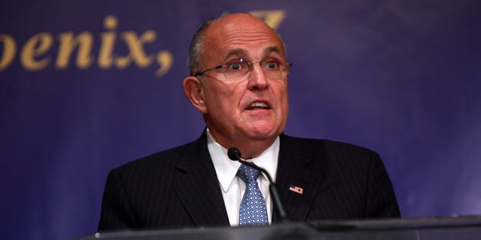 Rudy Giuliani, a staunch supporter of President Donald Trump, will be joining his legal team with the goal of negotiating 'an end' to the ongoing probe by Special Counsel Robert Mueller, according to a new report.