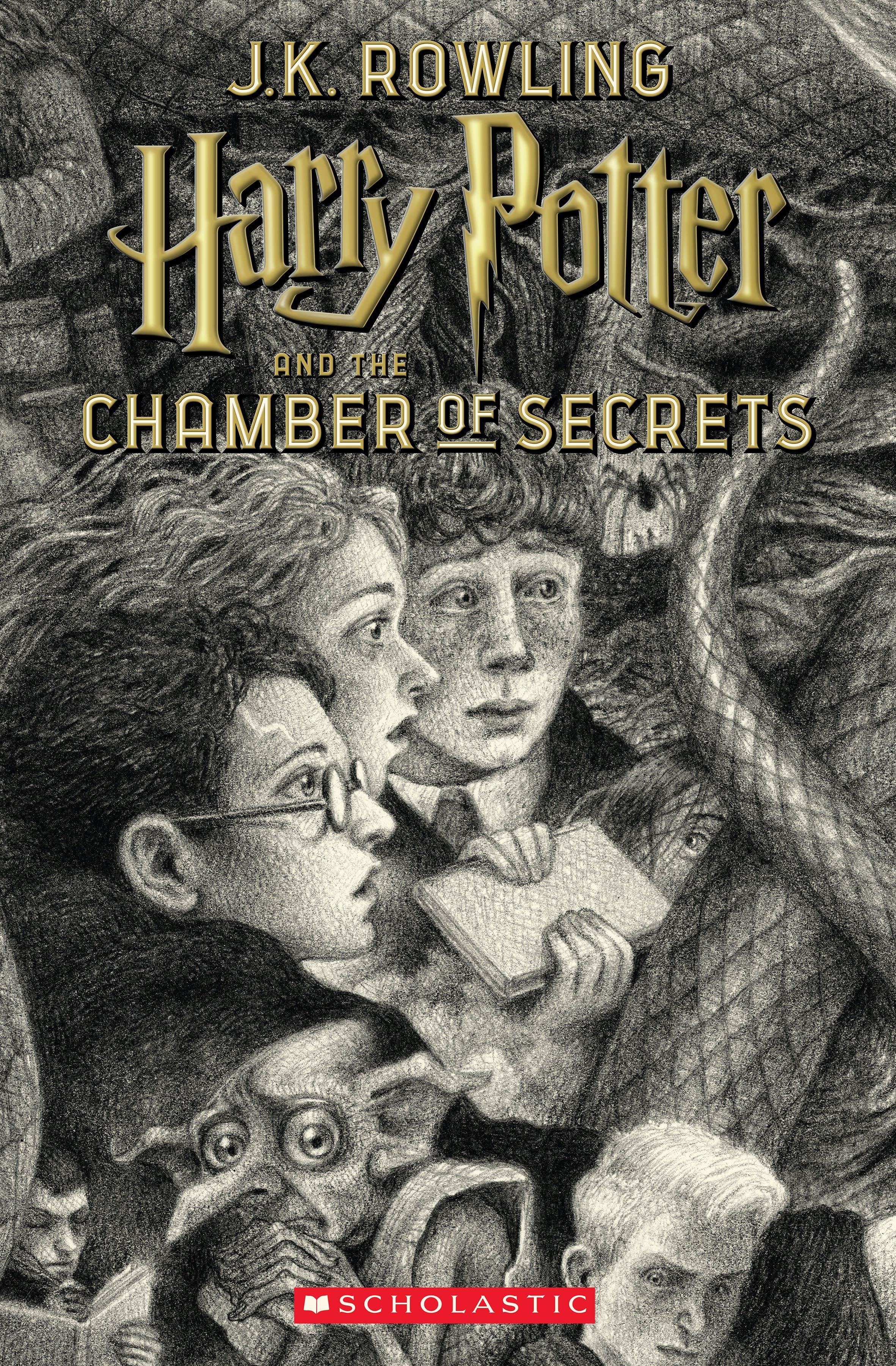 chamber of secrets scholastic