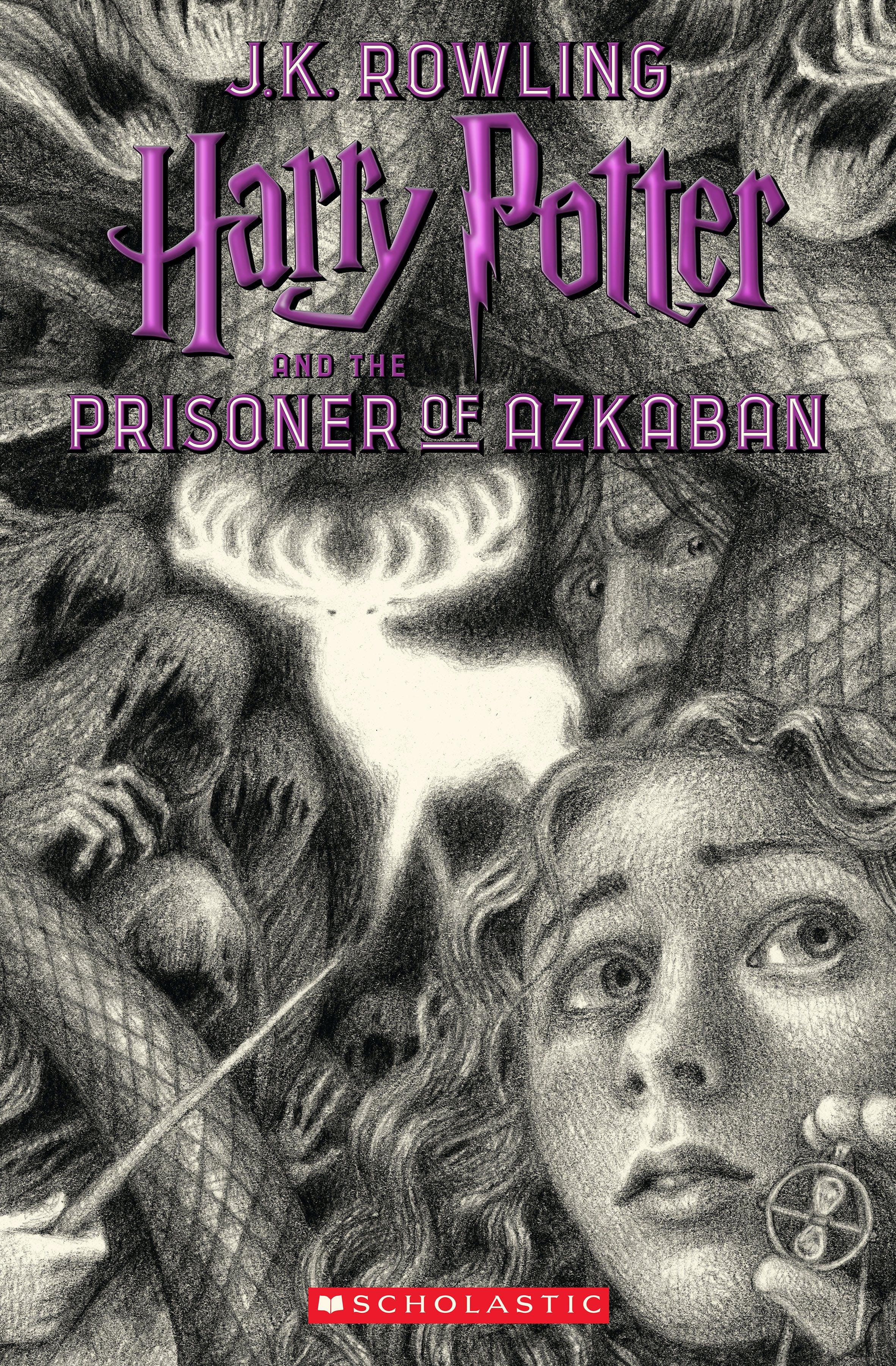 prisoner of azkaban scholastic
