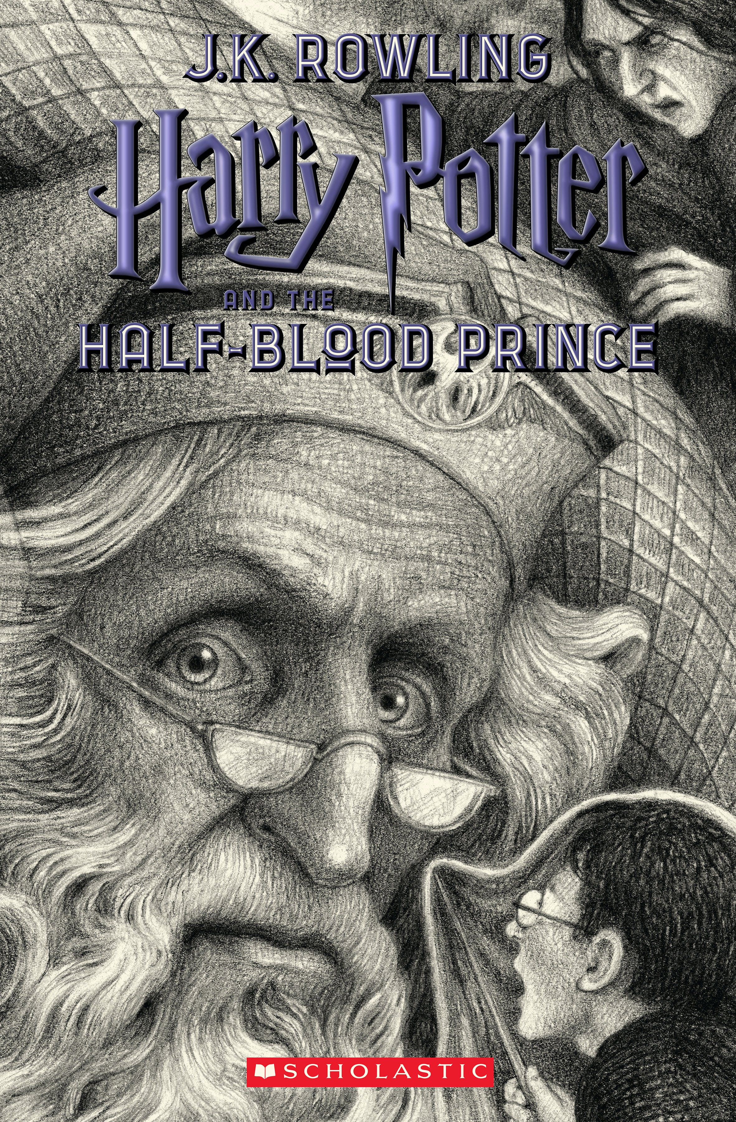 half-blood prince scholastic