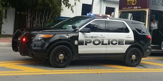 Miami Beach Police charged four men after allegedly assaulting a gay couple.