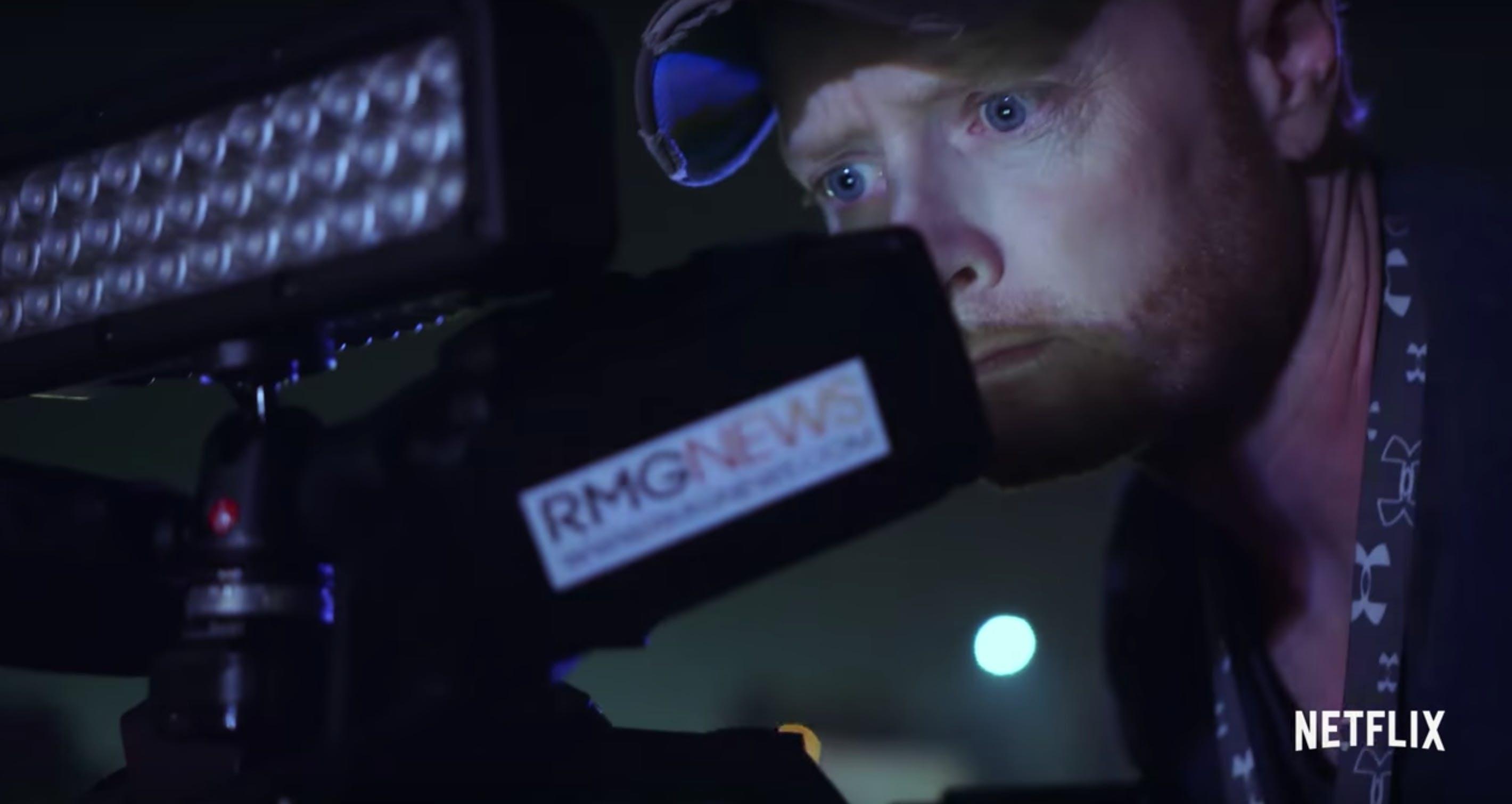 Best reality shows on Netflix: Shot in the Dark