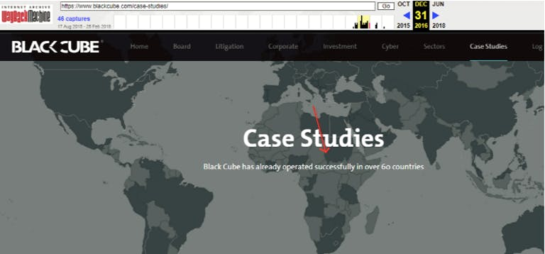 what is black cube