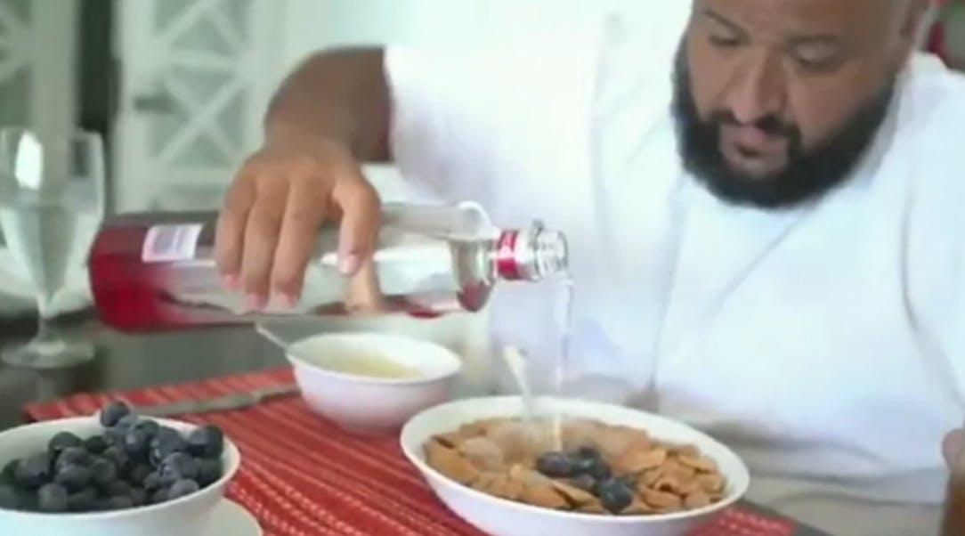 dj khaled under fire for alcohol posts