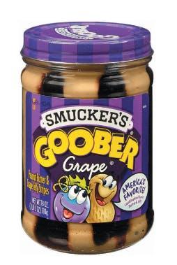 smucker's goober