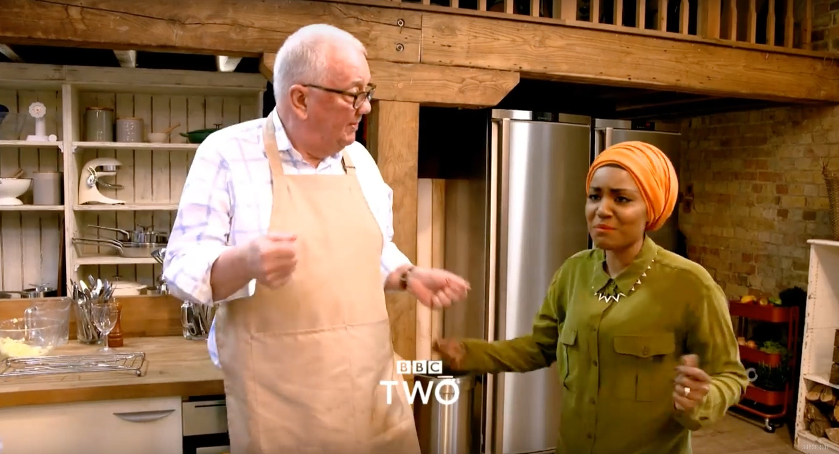 Best Food Shows on Netflix: The Big Family Cooking Showdown