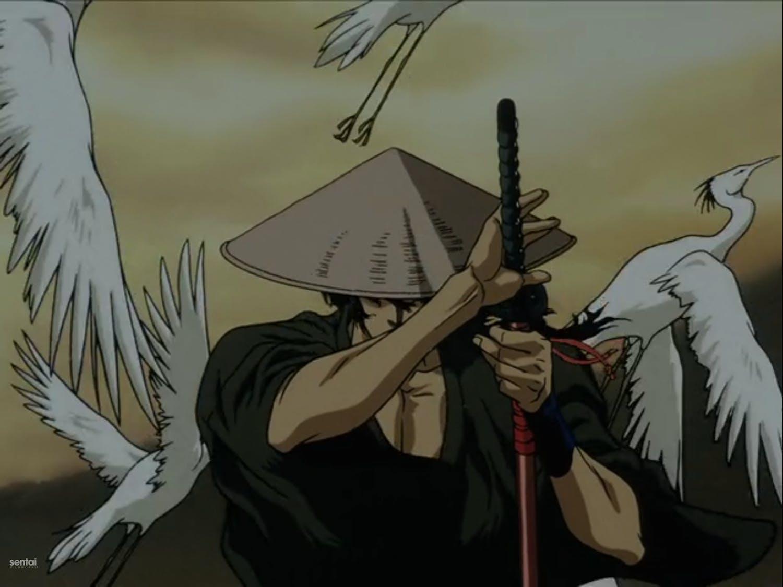 best anime movies : ninja scroll