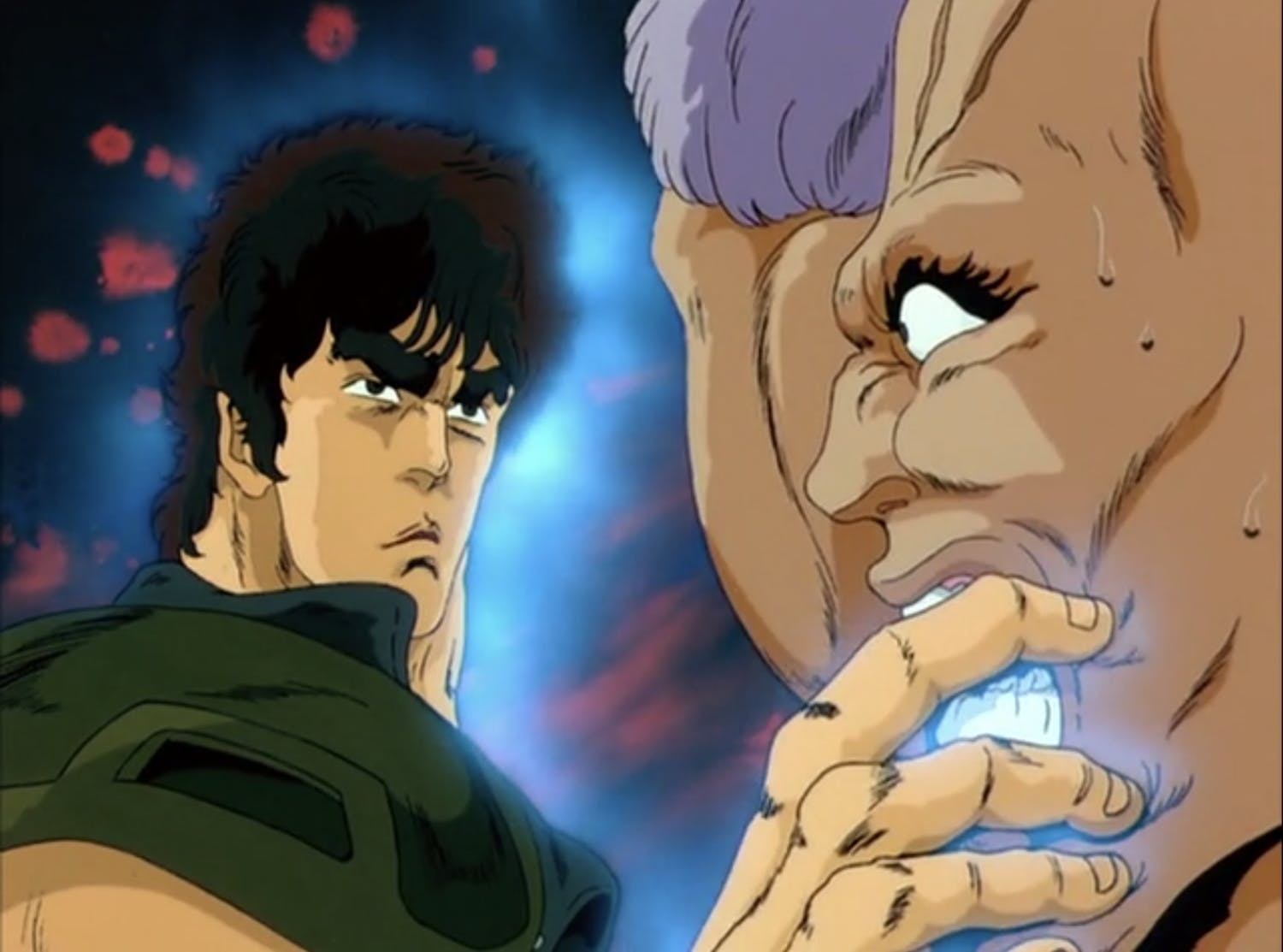 best action anime movies : fist of the north star