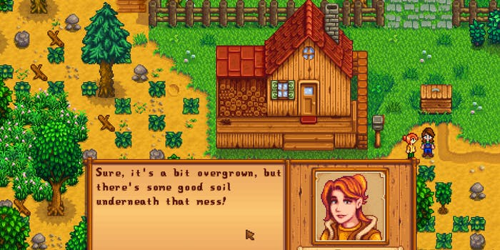 stardew valley: multiplayer update arriving in about a month