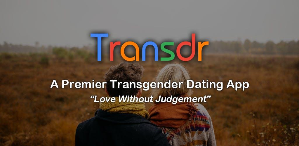 Transgender dating app