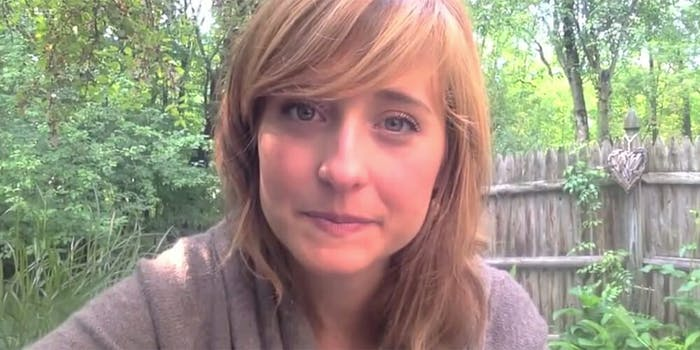 'Smallville' actress Allison Mack has been arrested in connection with an alleged sex cult.