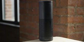amazon smart speaker alexa echo