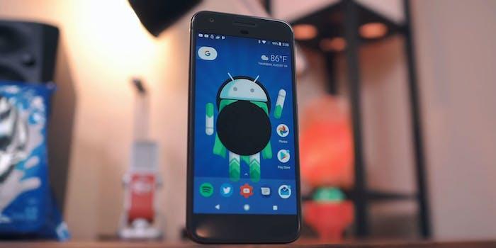 android oreo smartphones