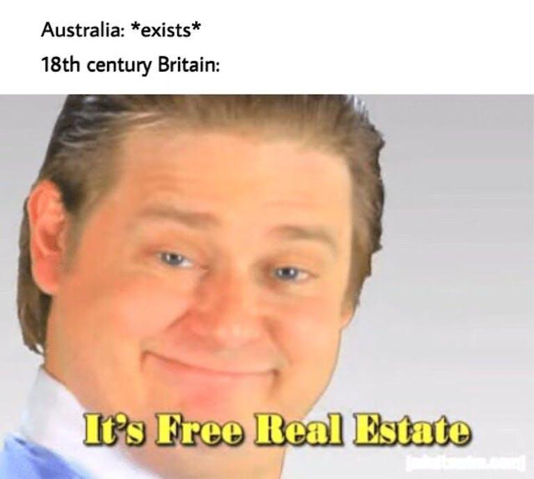australia free real estate