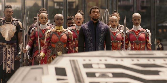 New 'Avengers: Infinity War' Trailer Sends the Fight to Wakanda